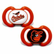 Baltimore Orioles Baby Pacifier 2-Pack