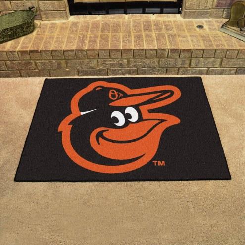 Baltimore Orioles Bird All-Star Mat