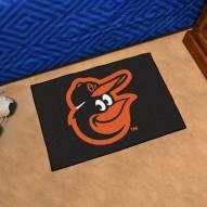 Baltimore Orioles Bird Starter Rug