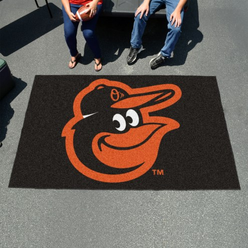 Baltimore Orioles Bird Ulti-Mat Area Rug