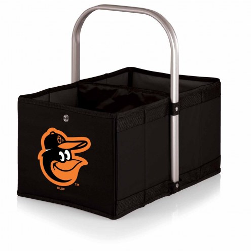 Baltimore Orioles Black Urban Picnic Basket