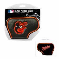Baltimore Orioles Blade Putter Headcover