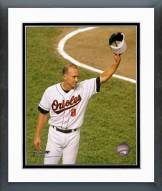 Baltimore Orioles Cal Ripken Jr. 2131 Waving cap Framed Photo