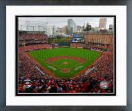 Baltimore Orioles Camden Yards AL Division Series Framed Photo