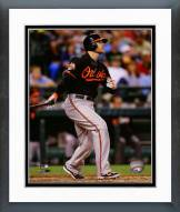 Baltimore Orioles Chris Davis Action Framed Photo