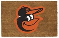 Baltimore Orioles Colored Logo Door Mat