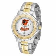 Baltimore Orioles Competitor Two-Tone Men's Watch