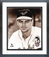 Baltimore Orioles Dick Williams Posed Framed Photo