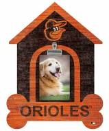 Baltimore Orioles Dog Bone House Clip Frame