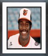 Baltimore Orioles Don Baylor Framed Photo