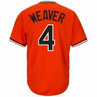 Baltimore Orioles Earl Weaver Cooperstown Replica Baseball Jersey