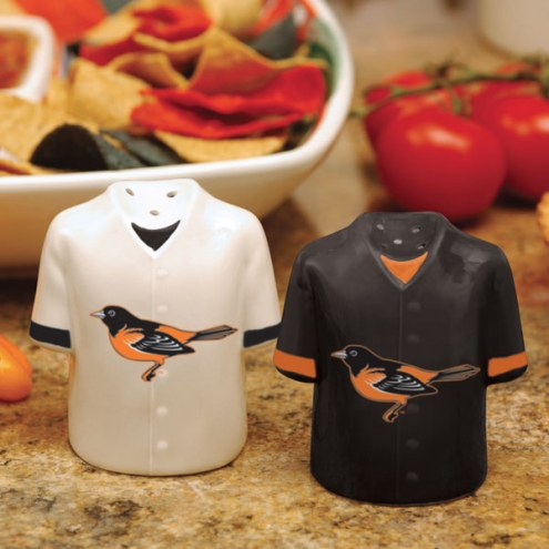 Baltimore Orioles Gameday Salt and Pepper Shakers
