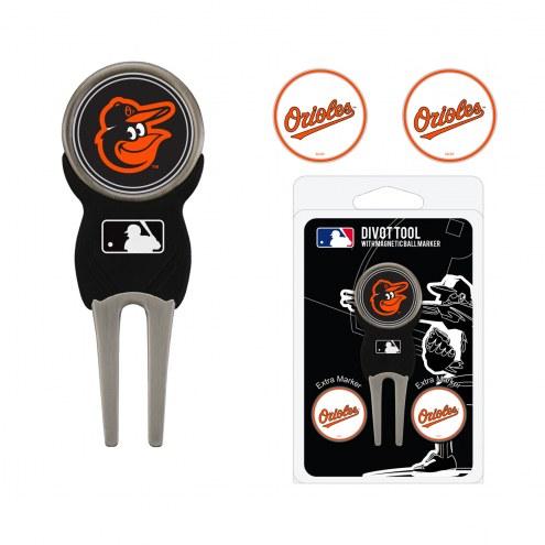 Baltimore Orioles Golf Divot Tool Pack