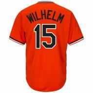 Baltimore Orioles Hoyt Wilhelm Cooperstown Replica Baseball Jersey
