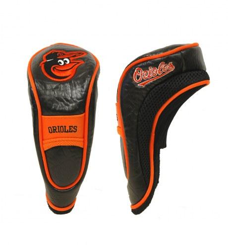 Baltimore Orioles Hybrid Golf Head Cover