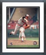 Baltimore Orioles Jim Palmer Action Framed Photo