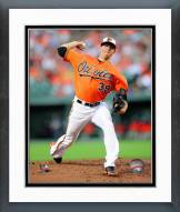 Baltimore Orioles Kevin Gausman Action Framed Photo