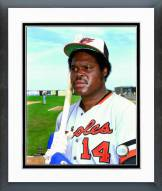 Baltimore Orioles Lee May Action Framed Photo