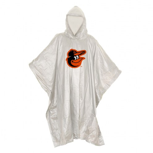 Baltimore Orioles Lightweight Poncho