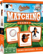 Baltimore Orioles Matching Game