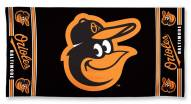 Baltimore Orioles McArthur Beach Towel
