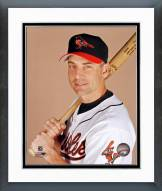 Baltimore Orioles Mike Bordick Posed Framed Photo