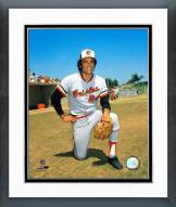 Baltimore Orioles Mike Torrez pose Framed Photo