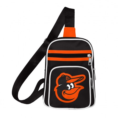 Baltimore Orioles Mini Cross Sling Bag