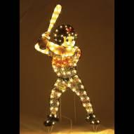 Baltimore Orioles MLB Animated Lawn Ornament