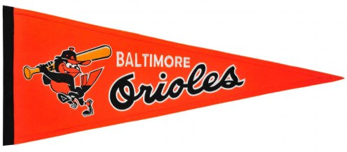 Baltimore Orioles MLB Cooperstown Pennant