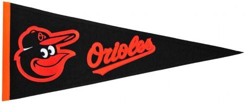Winning Streak Baltimore Orioles Major League Baseball Traditions Pennant