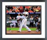 Baltimore Orioles Nelson Cruz Home Run AL Division Series Framed Photo