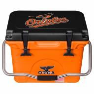 Baltimore Orioles ORCA 20 Quart Cooler