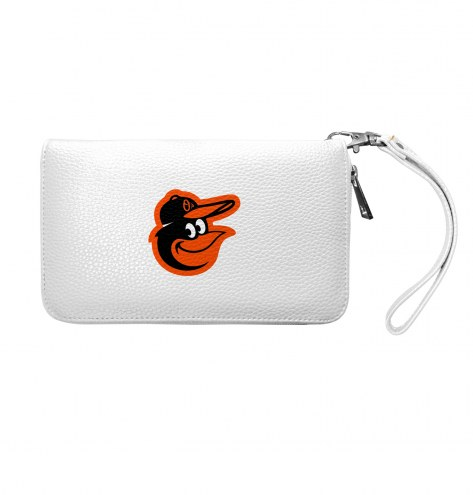 Baltimore Orioles Pebble Organizer Wallet