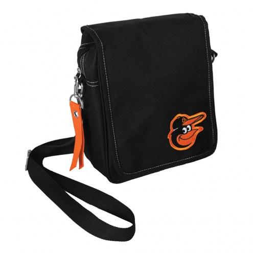 Baltimore Orioles Ribbon Satchel