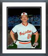 Baltimore Orioles Rick Dempsey Posed Framed Photo