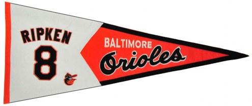 Baltimore Orioles Ripken Legends Pennant