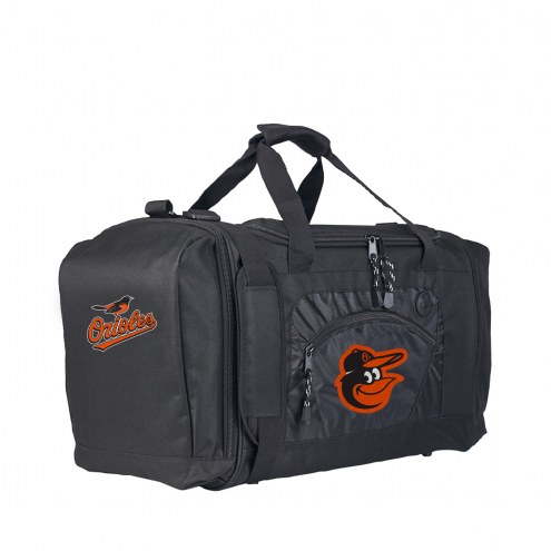 Baltimore Orioles Roadblock Duffle Bag