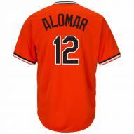 Baltimore Orioles Roberto Alomar Cooperstown Replica Baseball Jersey