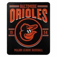 Baltimore Orioles Southpaw Fleece Blanket