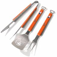 Baltimore Orioles Spirit Series 3-Piece BBQ Set