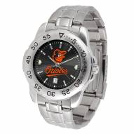 Baltimore Orioles Sport Steel AnoChrome Men's Watch