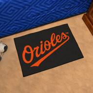 Baltimore Orioles Starter Rug