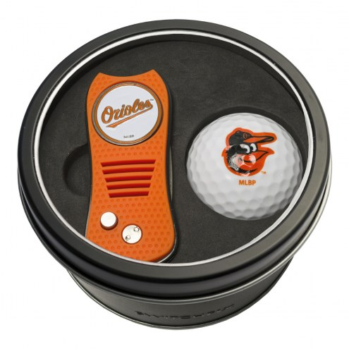 Baltimore Orioles Switchfix Golf Divot Tool & Ball