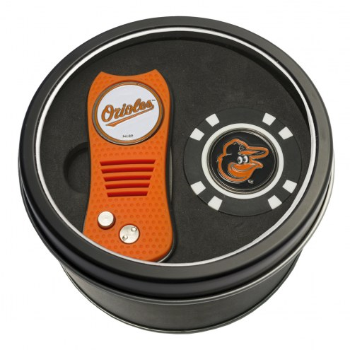Baltimore Orioles Switchfix Golf Divot Tool & Chip
