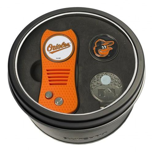 Baltimore Orioles Switchfix Golf Divot Tool, Hat Clip, & Ball Marker