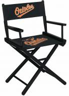 Baltimore Orioles Table Height Director's Chair