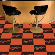 Baltimore Orioles Team Carpet Tiles