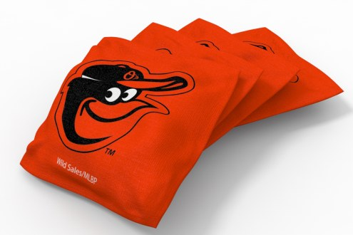 Baltimore Orioles Cornhole Bags - Set of 4