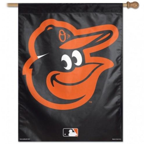 """Baltimore Orioles 27"""" x 37"""" Banner"""